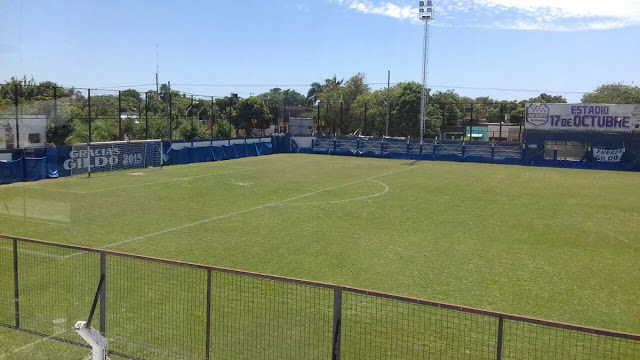 San Martín de Formosa estadio