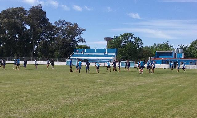 cancha de Victoriano Arenas tribuna