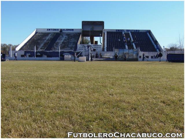 Estadio de Argentino de Chacabuco platea