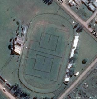 Estadio de Argentino de Chacabuco google map