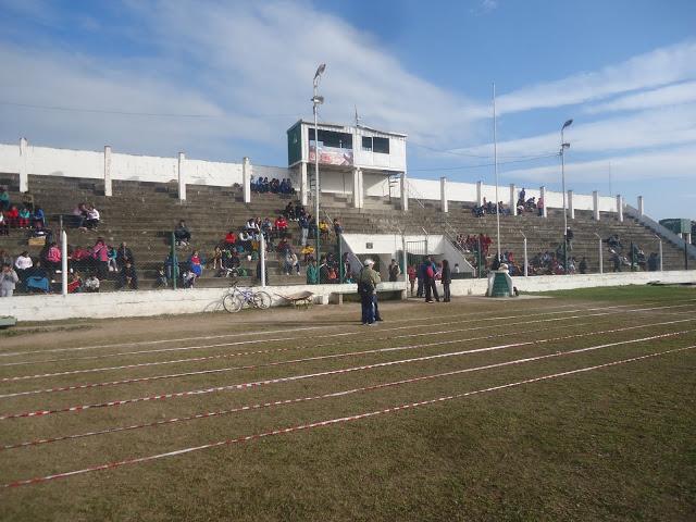 Estadio de Atlético La Esperanza de Jujuy platea
