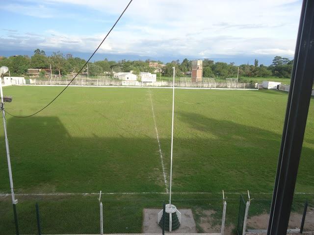 Estadio de Atlético La Esperanza de Jujuy tribunas