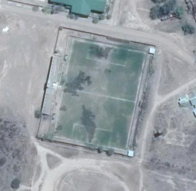 Estadio de Atlético La Esperanza de Jujuy google map