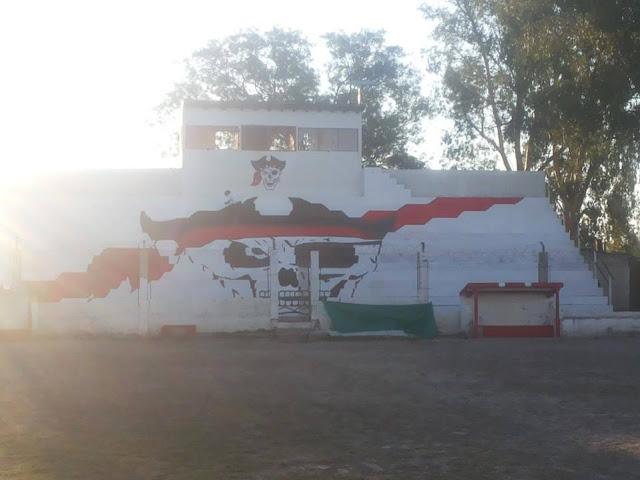 cancha de Sportivo Balloffet de San Rafael tribuna2