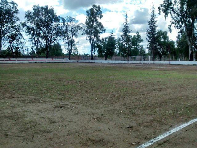 cancha de Sportivo Balloffet de San Rafael6