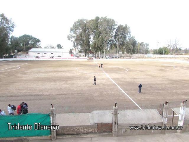 cancha de Sportivo Balloffet de San Rafael3