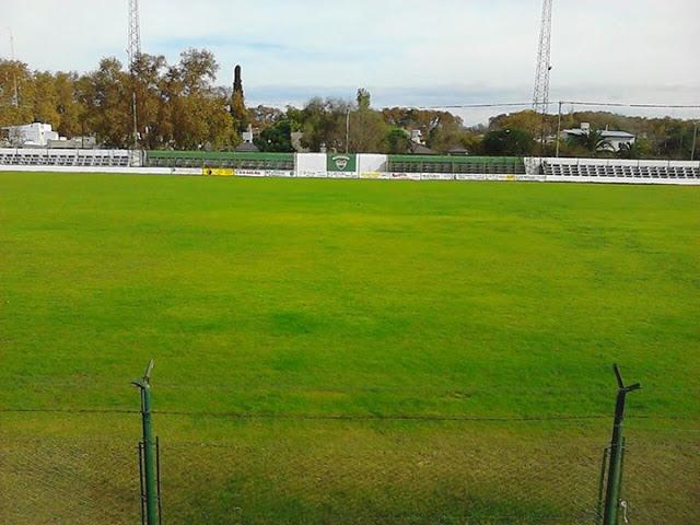 Estadio de Banda Norte de Río Cuarto tribuna1