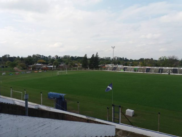 cancha Argentino (Chacabuco)