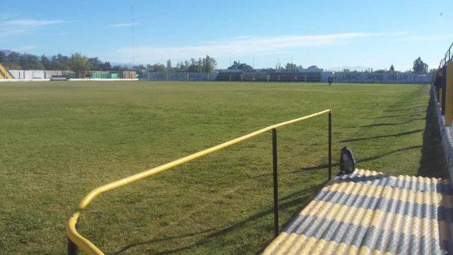 estadio Sergio Uñac Pocito