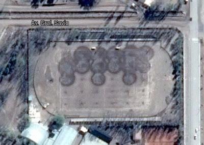 Unión Deportiva Catriel google map