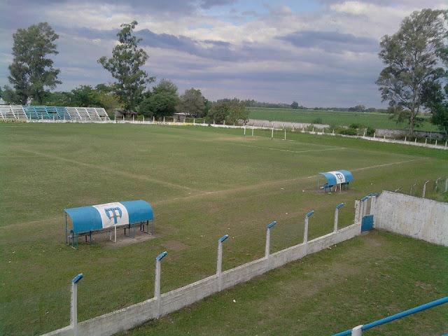 Estadio de Deportivo Marapa de Juan Bautista Alberdi1
