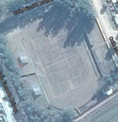 Estadio de Deportivo Marapa de Juan Bautista Alberdi google map