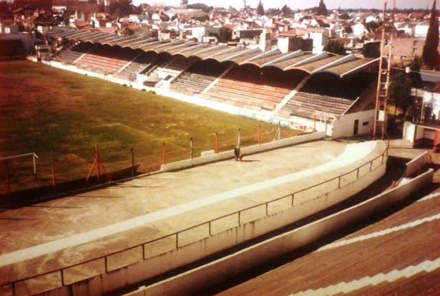 Historia del estadio de Tigre8