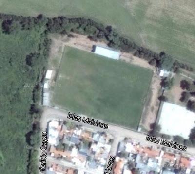 Estadio de Monterrico San Vicente de Jujuy google map