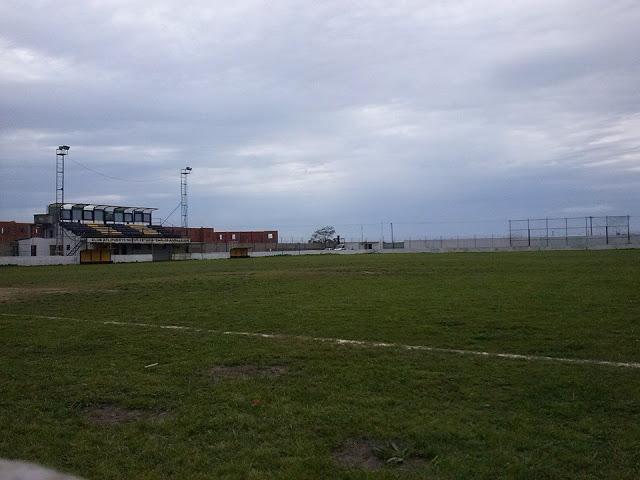 Estadio de Puerto Nuevo de Campana platea