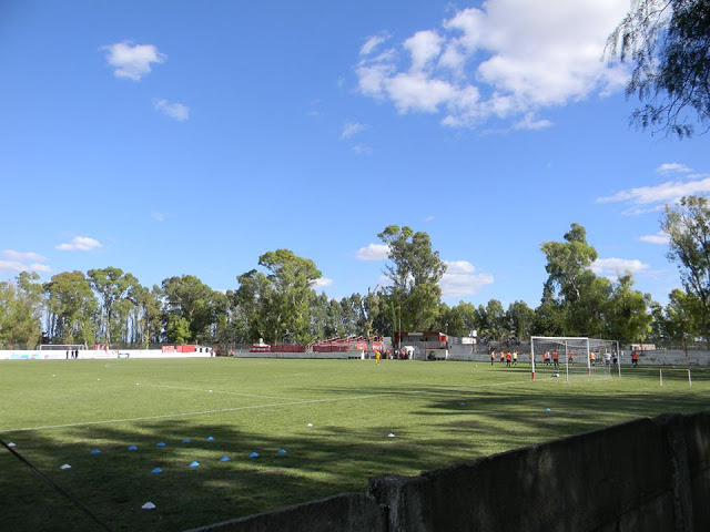 Estadio de Sansinena de General Cerri tribunas