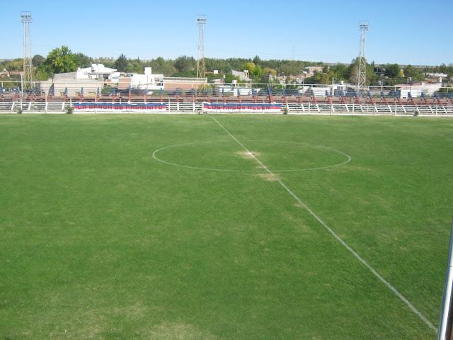 Estadio Unión Alem Progresista tribuna