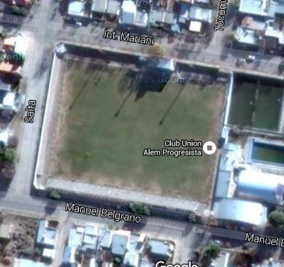 Unión Alem Progresista google map