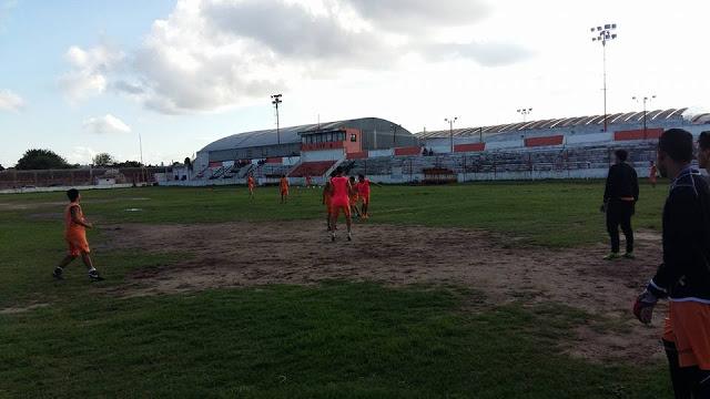 cancha de Unión San Vicente de Córdoba tribuna1