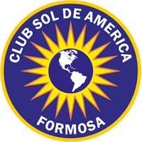 escudo Sol de América de Formosa
