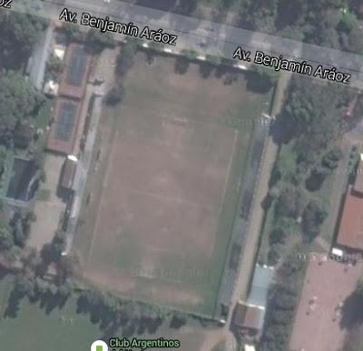 cancha de Argentinos del Norte de Tucumán google map