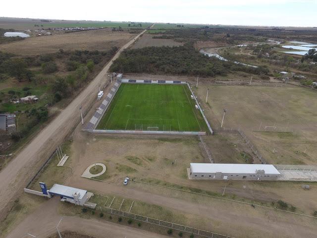 Estadio de Atlético Río Tercero de Córdoba vista aerea2