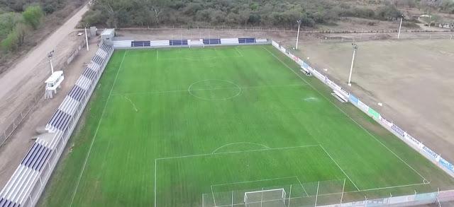 Estadio de Atlético Río Tercero de Córdoba vista aerea1