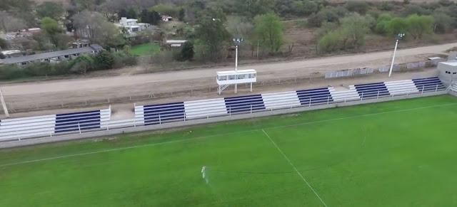 Estadio de Atlético Río Tercero de Córdoba tribuna