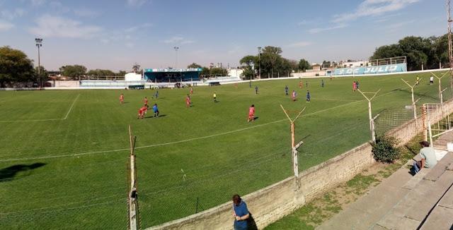 Estadio 9 de Julio Rio Tercero