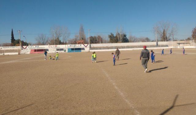 Estadio Humberto Iacobuccide
