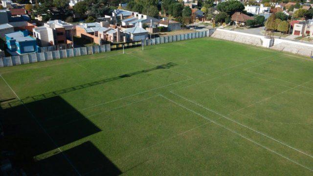 estadio El Nacional Tres Arroyos