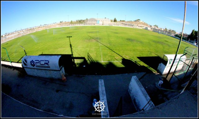 Estadio Km 8 Comodoro Rivadavia