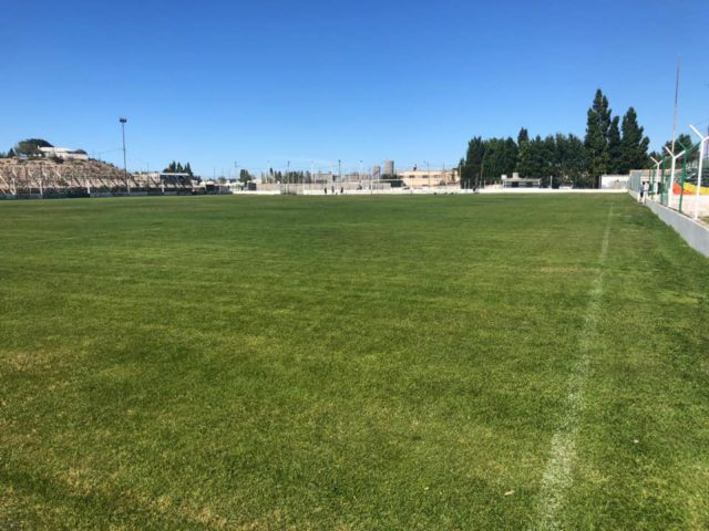 Estadio Petroquímica Comodoro Rivadavia