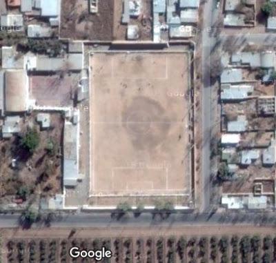 cancha de Cicles Club Lavalle de Mendoza google map