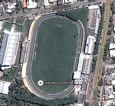cancha del Bell de Cordoba google map