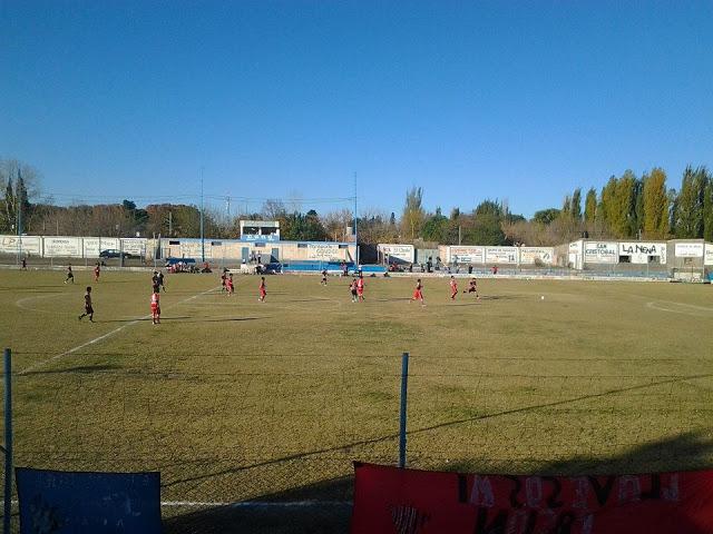cancha del Deportivo Goudge de Mendoza1