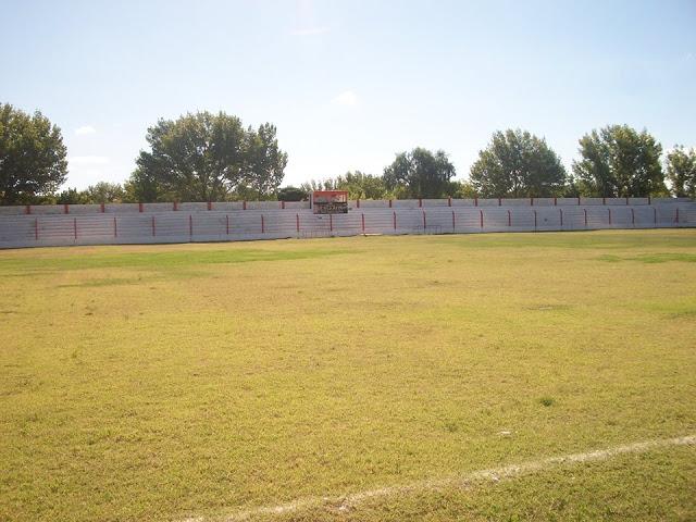cancha del Deportivo Bowen de Mendoza tribuna1