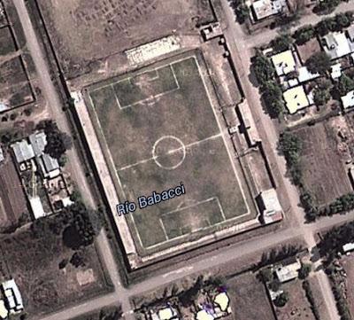 cancha del Deportivo Goudge de Mendoza google map