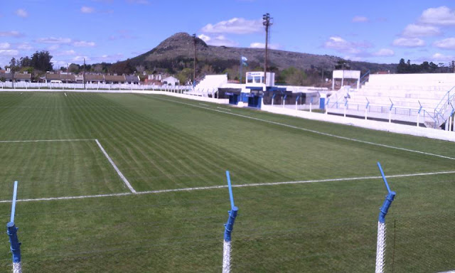 Estadio Municipal de Balcarce tribunas