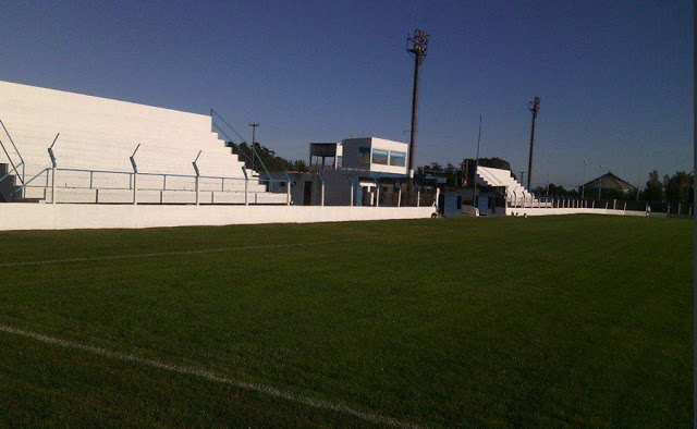 Estadio Municipal de Balcarce tribunas3