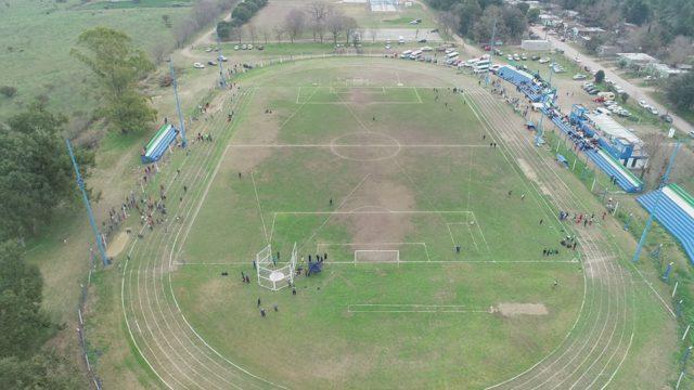 polideportivo municipal Simón Apiza
