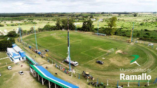estadio municipal Simón Apiza Ramallo