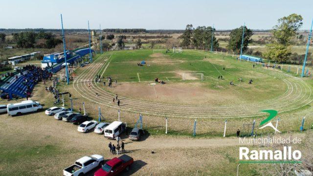 estadio municipal Ramallo