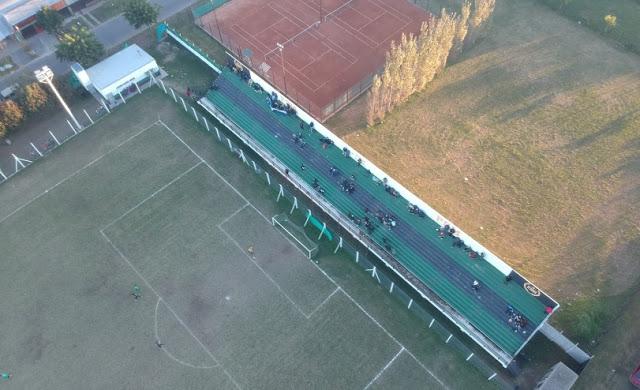 Estadio de PSM Futbol tribuna6