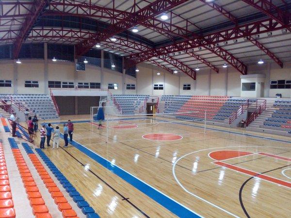 Polideportivo Municipal Universitario de Eldorado6