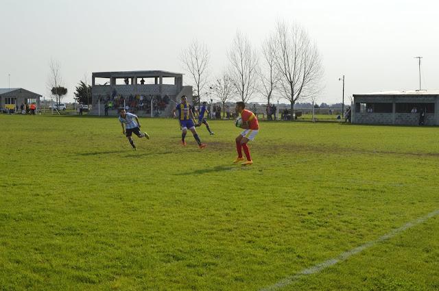 Estadio de Everton de La Plata tribuna