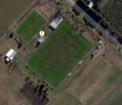 Estadio de Everton de La Plata google maps