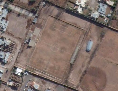 cancha de Leonardo Murialdo de Mendoza google map