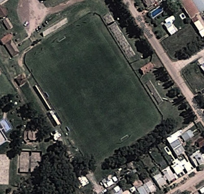 cancha de Jorge Newbery de Venado Tuerto google map