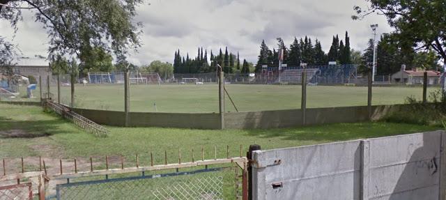 cancha de Jorge Newbery de Venado Tuerto street view
